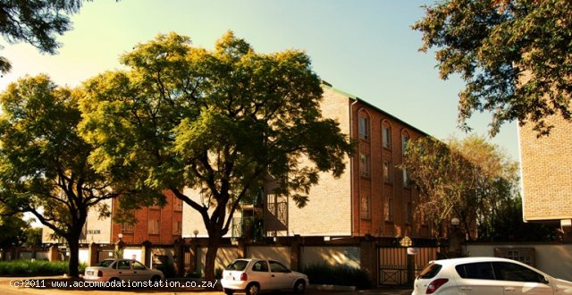 CL206A, Two Bedroom Flat To Rent Close To University Of Pretoria